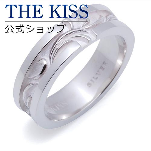 【あす楽対応】 THE KISS 公式サイト シルバー ペアリング ( レディース 単品 ) ペアアクセサリー カップル に 人気 の ジュエリーブランド ペア リング・指輪 SR1831WH ザキス 【送料無料】