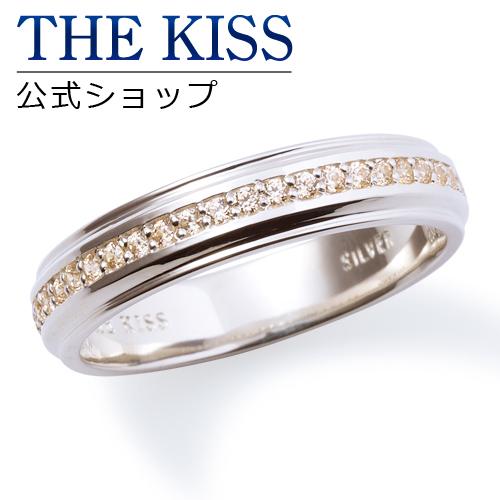 【あす楽対応】THE KISS 公式サイト シルバー リング ( メンズ ) メンズジュエリー・アクセサリー ブラックダイヤモンド ジュエリーブランド THEKISS BLACK リング・指輪 記念日 プレゼント B-R201SVCB ザキス 【送料無料】