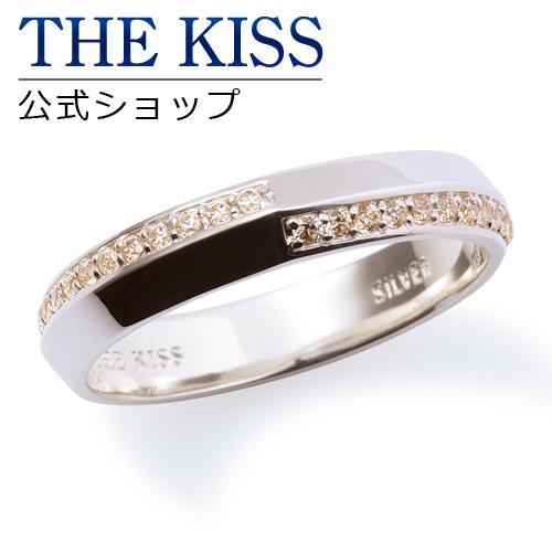【あす楽対応】THE KISS 公式サイト シルバー リング ( メンズ ) メンズジュエリー・アクセサリー ブラックダイヤモンド ジュエリーブランド THEKISS BLACK リング・指輪 記念日 プレゼント B-R203SVCB ザキス 【送料無料】