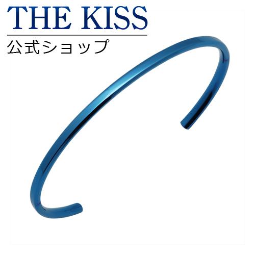 【あす楽対応】 THE KISS 公式サイト ステンレス ペアバングル (メンズ 単品) サージカルステンレス 316L ペアアクセサリー ジュエリーブランド THEKISS ペア バングル TBR3030DM-CB-M ザキス 【送料無料】