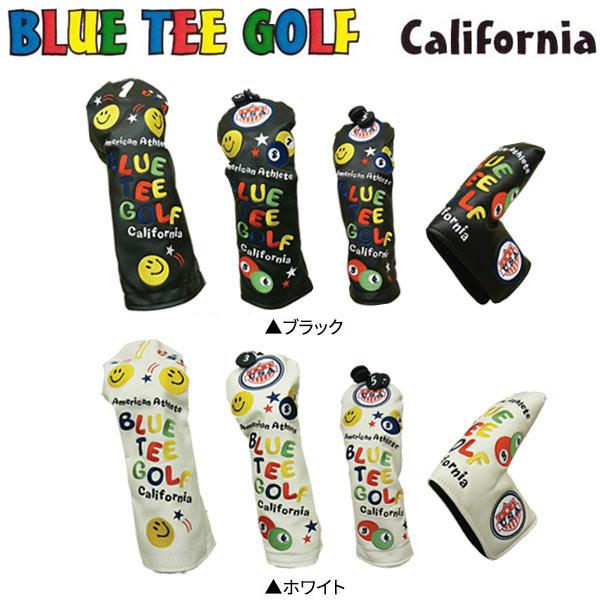 【あす楽】ブルーティー カリフォルニア ピンボール スマイル USA 5点 ヘッドカバーセット