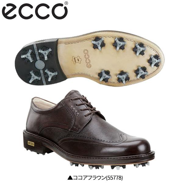 [土日祝も出荷可能]【あす楽】エコー ワールドクラス 140014 ゴルフシューズ