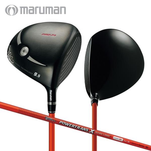 【あす楽】マルマン コンダクタープロ X2 ドライバー POWERTRANS X 505W TOUR forW装着カーボンシャフト