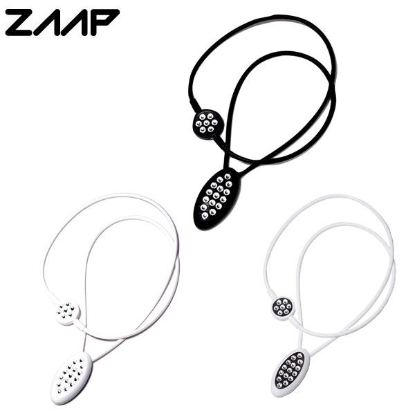 [土日祝も出荷可能]【あす楽】 ZAAP プレミアムネックレス 医療機器シリコンネックレス ネックレス