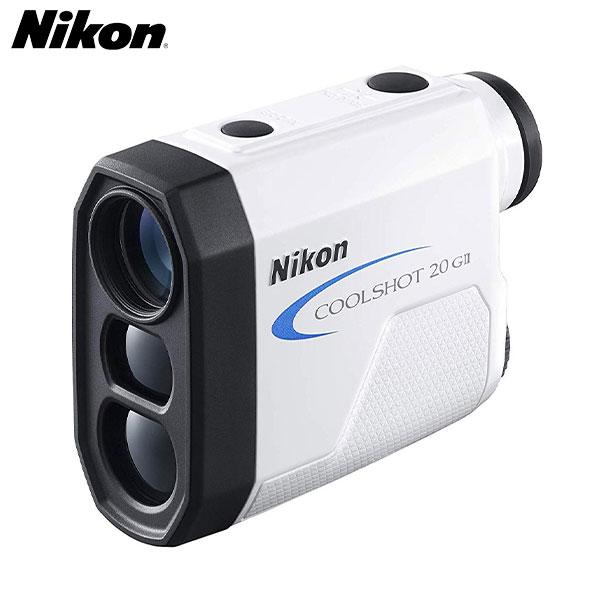 [土日祝も出荷可能]【あす楽】ニコン クールショット 20GII G-801 レーザー距離計測器