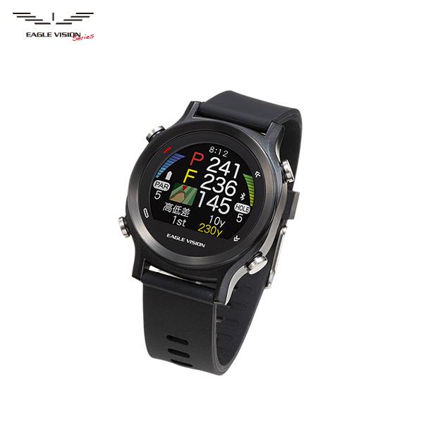 [土日祝も出荷可能]【あす楽】朝日ゴルフ イーグルビジョン ウォッチエース EV-933 腕時計型 GPSナビ