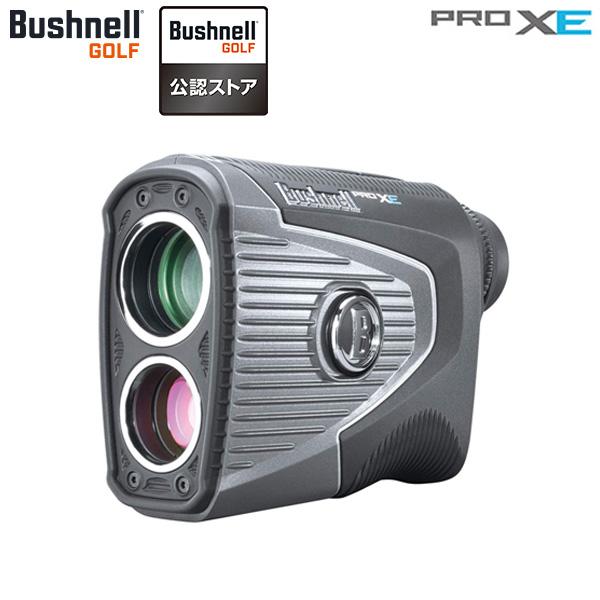 [土日祝も出荷可能]【あす楽】ブッシュネル ピンシーカープロXEジョルト レーザー 距離測定器