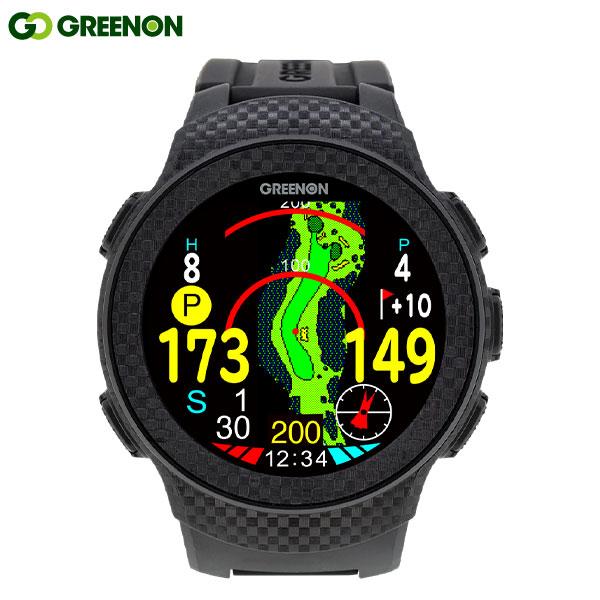 [土日祝も出荷可能]【あす楽】グリーンオン ザ ゴルフウォッチ A1II G017 腕時計型 GPSナビ