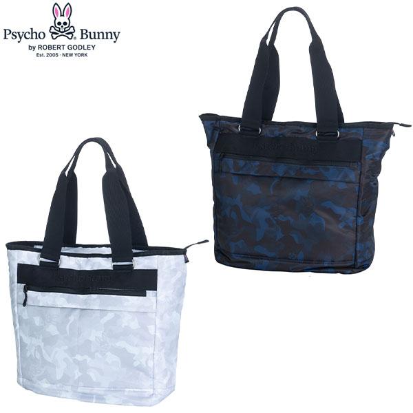 [土日祝も出荷可能]【あす楽】【送料無料】 サイコバニー スポーツ カモ ツイル PBMG0SB6 トートバッグ