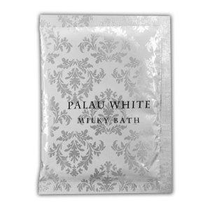 バーゲンセール 現地パラオの ミルキィウェイ をご家庭で手軽に 全身をパラオのホワイトクレイで贅沢なバスタイム パラオミルキィバス 50g 日本産 パラオホワイト 入浴用化粧品