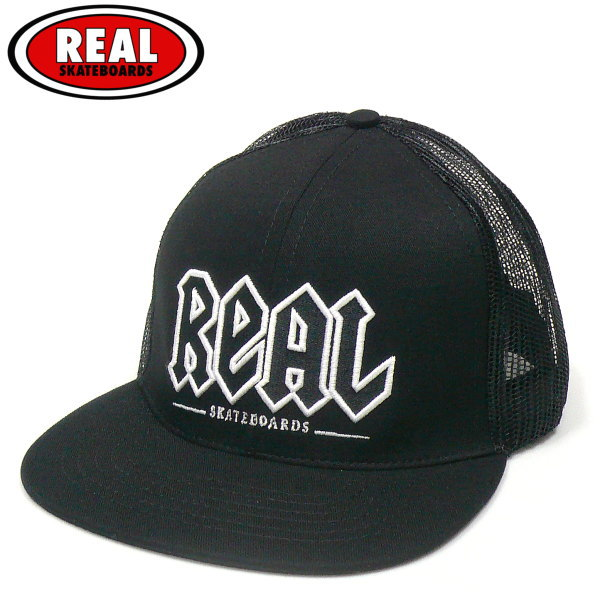 fatmoes  New in stock! REAL (real) DAADS embroidered logo mesh Cap ... 69e79525116