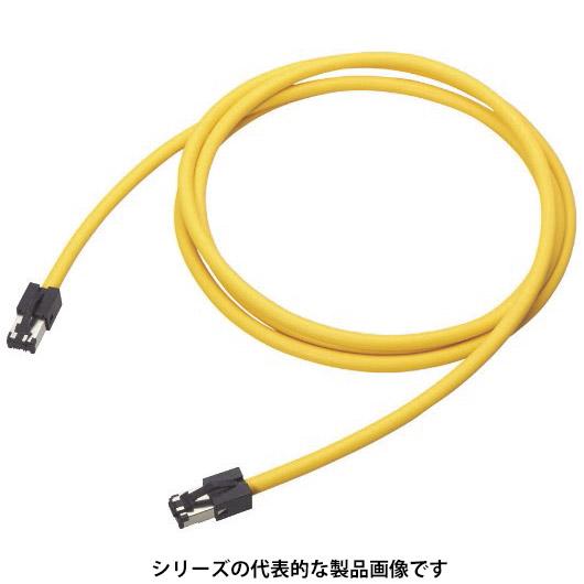 Ubon(ユーボン) 3RHS4-1100-5M 産業用イーサネットケーブル4芯 5m