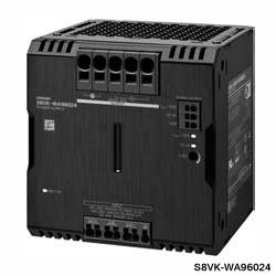 オムロン S8VK-WA96024 スイッチング・パワーサプライ 容量960W 出力電圧DC24V 定格入力電圧AC100~240V カバー付きタイプ プッシュインPlus端子台