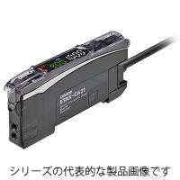オムロン E3NX-CA21 2M カラーファイバアンプ 高機能タイプ 1入力 2出力 NPNオープンコレクタ出力 コード引き出しタイプ (2m)