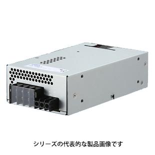 コーセル(cosel) PLA600F-24 ユニットタイプ電源 ケースカバー付 入力電圧AC85~264V 出力定格電圧24V 定格電流25A 定格電力600W 無償補償期間:5年間
