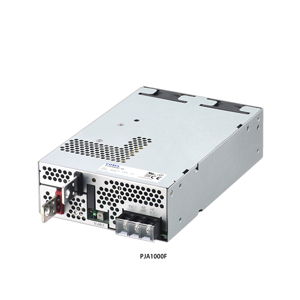 在庫品 コーセル(cosel) PJA1000F-24 ユニットタイプ電源 ケースカバー付 入力電圧AC85~264V 出力定格電圧24V 定格電流42A 定格電力1000W 無償補償期間:5年間 直流安定化電源
