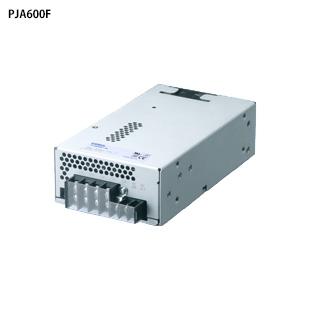 コーセル(cosel) PJA600F-24 ユニットタイプ電源 ケースカバー付 入力電圧AC85~264V 出力定格電圧24V 定格電流25A 定格電力600W