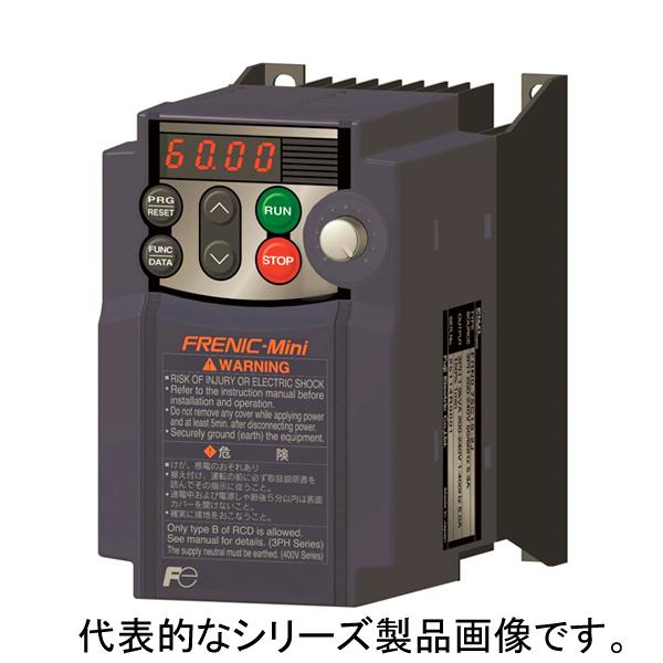富士電機 FRN3.7C2S-2J インバータ 3相200V 3.7kW FRENIC-Miniシリーズ