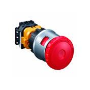 IDEC XN4E-BL402MRH φ30非常停止用押ボタンスイッチ ボタンサイズφ44 プッシュロックターンリセット 激安通販販売 赤 パドロック対応タイプ 感電防止カバー付 半額 接点構成2b ブライト系赤