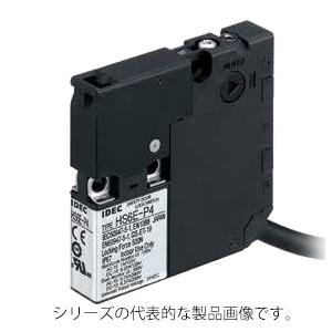 IDEC HS6E-M7Y4B05-G HS6E形ソレノイド付安全スイッチ ソレノイドロック ケーブル5m メイン回路 1NC+1NC モニタ回路 2NC/1NC