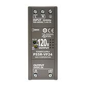 IDEC PS5R-VF24 PS5R-V形スイッチング電源 DINレール取付 出力容量120W・24V 入力電圧AC100~240V