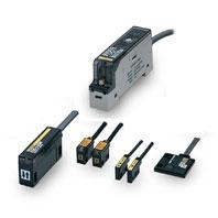 オムロン E3C-JC4P 2M  小型ヘッドアンプ分離光電センサ アンプユニット部 DC電源 小型 自己診断機能付