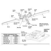 在庫品 TE Connectivety (AMP)工具 229378-1  ASSY, MI-1 TOOL,STD 14-50 PO