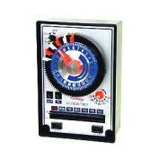 スナオ電気 ET-100PC アナログ式カレンダータイマ 電源電圧 AC100V クオーツモーター式アナログ(停電補償付き)15分設定及び多動作型