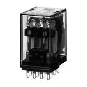 激安通販 富士電機 HH54P-L AC24V 4c接点 国内正規品 ミニコントロールリレー 動作表示ランプ付