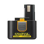 パナソニック EZ9200S ニッケル水素電池12V Nタイプ