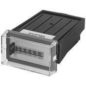 北陽電機 AC-NSA AC100V 加算式トータルカウンタ 6桁