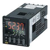 オムロン H5CX-A11-N 48×48mm 定時間範囲 0.001s~9999h AC100~240V 出力1c 11ピンソケット キープロテクトスイッチ 表面取付、埋込取付共用 デジタルタイマ