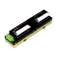 在庫品 オムロン DRT2-OD16 リモートI/Oターミナル(トランジスタタイプ) 出力用 NPN対応(-)コモン 16点 端子台接続 DINレール取付け