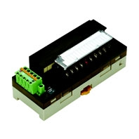 オムロン DRT2-ROS16 DeviceNetスマートスレーブ゙リモートI/Oターミナル リレー出力 16点 端子台接続 DINレール取付け