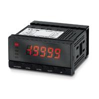 オムロン K3MA-J AC100-240 スケーリングメータ/メータリレー 96×48mm 直流電圧/直流電流入力 出力なし ねじ端子