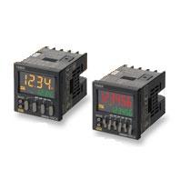 在庫品 オムロン H5CX-A-N 48×48mm AC100~240V 端子台 キープロテクトスイッチ 埋込み取りつけ/表面取りつけ デジタルタイマ