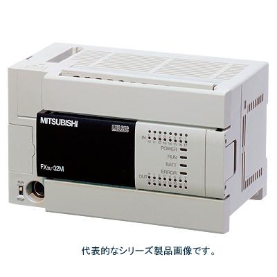 三菱電機 FX3U-32MT/ES MELSEC-F FX3Uシリーズ シーケンサ AC電源 入力16点 DC24V 出力16点 トランジスタ