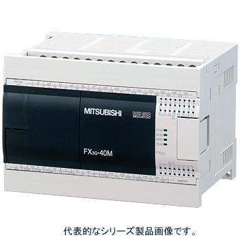 三菱電機 FX3G-60MT/DS MELSEC-F FX3GシリーズシーケンサDC電源 入力36点(40) DC24V 出力:24点 トランジスタ