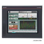 三菱電機 GT2708-STBA グラフィックオペレーションターミナルGOTシリーズ 8.4型TFTカラー液晶(SVGA) メモリ57MB 入力電源AC100~240V RS-422/485 1ch(D-Sub9ピンメス) RS-232 1ch(D-Sub9ピンオス) USB(mini-Bx1ch)(Ax2ch) Ethernet SDカードスロット