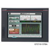 三菱電機 GT2710-STBA グラフィックオペレーションターミナルGOTシリーズ 10.4型TFTカラー液晶(SVGA)メモリ57MB 入力電源AC100~240V RS-422/485(D-Sub9ピンメス) RS-232(D-Sub9ピンオス) USB(Mini-Bx1ch)(Ax2ch) Ethernet SDスロット