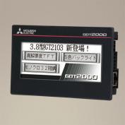 三菱電機 GT2103-PMBDS グラフィックオペレーションターミナル表示器GOTシリーズ 3.7型TFTモノクロ液晶 メモリ3MB 入力電源電圧DC24V RS-422/485 1ch(コネクタ端子台9ピン) RS-232 1ch(DIN6ピン) USB(Mini-B) 1ch SDカードスロット