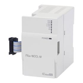 三菱電機 FX3U-16CCL-M MELSEC-F FX3Uシリーズ シーケンサ用CC-Linkシステムマスタブロック