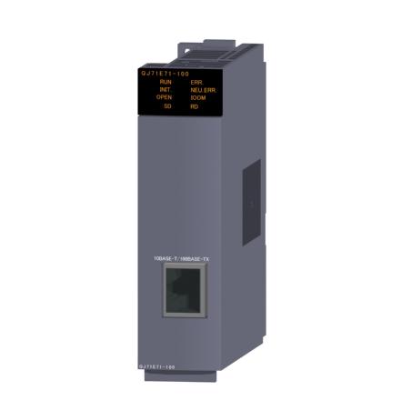 三菱電機 QJ71E71-100MELSEC-Qシリーズ シーケンサ用 Ethernetインタフェースユニット