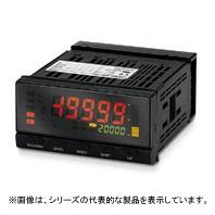オムロン K3HB-XVD-CPAC11 AC100-240 電圧電流パネルメータ 96×48mm 直流電圧入力タイプ リレー接点 PASS 1c H、L各1c