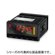 オムロン K3HB-VLC-L2BT11 AC100-240 ロードセル、mVメータ 96×48mm ロードセル、mV入力タイプ リニア出力タイプ 電圧/NPNオープンコレクタ ねじ端子