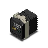オムロン E5CC-CX0ASM-000 48×48mm AC100~240V ねじ端子台タイプ マルチ入力 温度調節器(デジタル調節計)