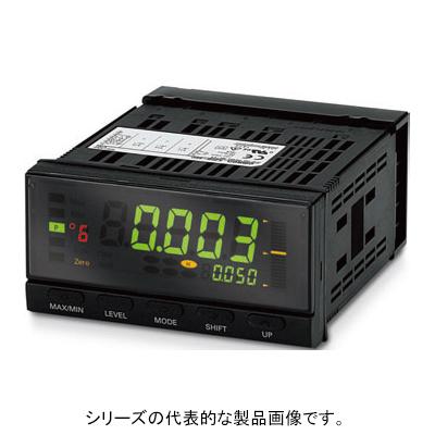 在庫品 オムロン K3HB-SSD-AT12 AC/DC24 高速応答デジタルパネルメータ 96×48mm 高速応答タイプ トランジスタ出力タイプ NPNオープンコレクタ ねじ端子