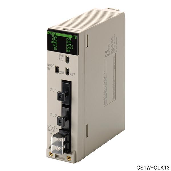 在庫品 オムロン CS1W-CLK13 Controller Linkユニット 光リングタイプ 二重化対応可