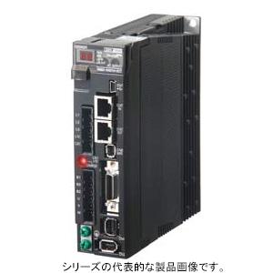 在庫品 オムロン R88D-KN04H-ECT G5シリーズACサーボドライバ (EtherCAT通信内蔵タイプ) 単相/三相AC200V 適用モータ容量400W