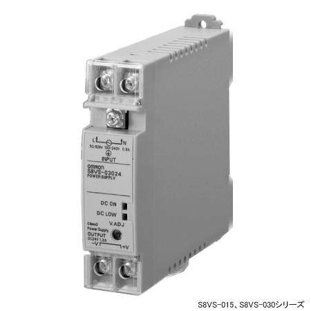 オムロン 安心と信頼 S8VS-01512 ユニット電源 標準タイプ 入力AC100-240V 15W 12V1.2A出力 安心の定価販売